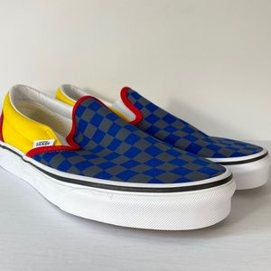 Vans Classic Slip-On Otw Rally Navy Sneakers